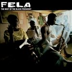 Kuti, Fela - Best of the Black President CD Cover Art