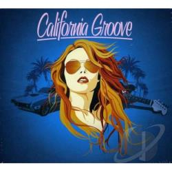 California Groove CD Cover Art