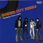 Rubber City Rebels - Akron Years (1977) DB Cover Art