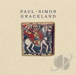 Simon, Paul - Graceland CD Cover Art