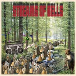 Streams of Bells - Ant Man CD Cover Art