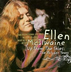 McIlwaine, Ellen - Up From The Skies: The Polydor Years CD Cover Art