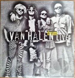 Van Halen - Dreams CD Cover Art