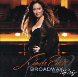 Eder, Linda - Broadway My Way CD Cover Art