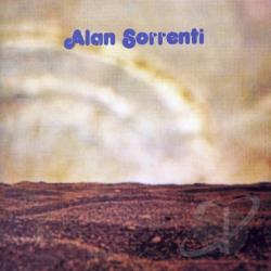 Sorrenti, Alan - Come un Vecchio Incensiere All'alba di Un CD Cover Art