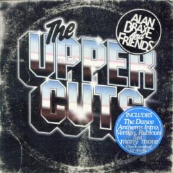 Braxe, Alan - Upper Cuts CD Cover Art