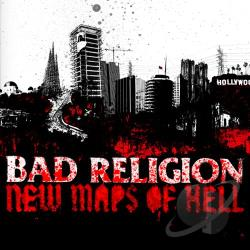 Bad Religion - New Maps of Hell CD Cover Art