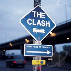 Clash - From Here to Eternity: Live CD Cover Art