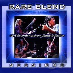 Rare Blend - Sessions CD Cover Art