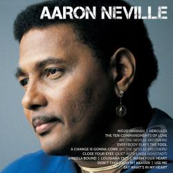 Neville, Aaron - Icon CD Cover Art