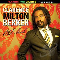 Bekker, Clarence - Old Soul CD Cover Art