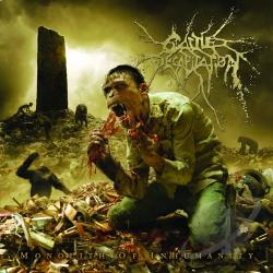 Cattle Decapitation - Monolith of Inhumanity CD Cover Art