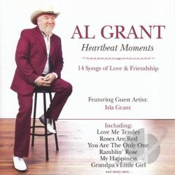 Grant, Al - Heartbeat Moments CD Cover Art