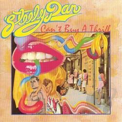 Steely Dan - Can't Buy a Thrill CD Cover Art