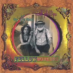 Difranco, Ani / Phillips, Utah - Fellow Workers CD Cover Art
