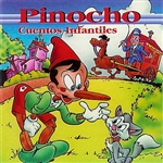Cuentos Infantiles - Pinocho CD Cover Art