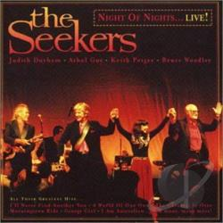 Seekers - Night of Nights Live! CD Cover Art