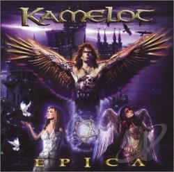Kamelot - Epica CD Cover Art