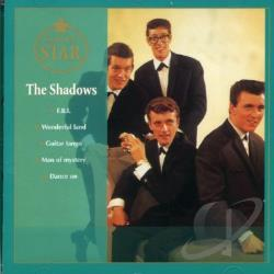 Shadows - Golden Star CD Cover Art