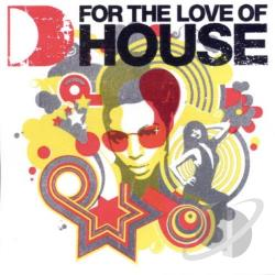 For the Love of House, Vol. 4 CD Cover Art