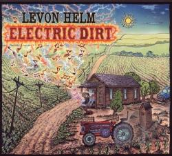 Helm, Levon - Electric Dirt CD Cover Art
