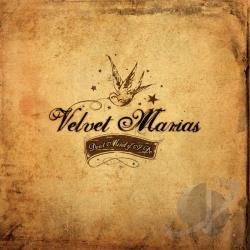 Velvet Marias - Don't Mind If I Do CD Cover Art