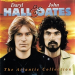 Daryl Hall & John Oates - Atlantic Collection DB Cover Art