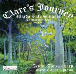 Capra / Deadman / Dee / Jones / Maida Vale Singers - Clare's Journey CD Cover Art