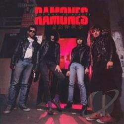 Ramones - Halfway to Sanity CD Cover Art