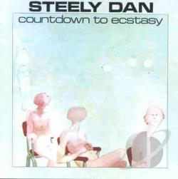 Steely Dan - Countdown to Ecstasy CD Cover Art