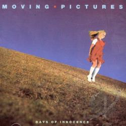 Moving Pictures - Days of Innocence CD Cover Art