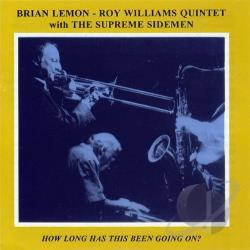 Lemon, Brian - How Long Has Thise CD Cover Art