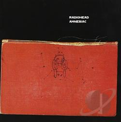 Radiohead - Amnesiac CD Cover Art