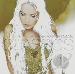 Brightman, Sarah - Classics: The Best of Sarah Brightman CD Cover Art