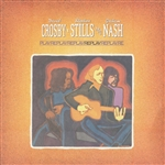 Crosby, Stills, and Nash - Replay CD Cover Art