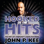 New Life Community Choir - Hooked on the Hits CD Cover Art
