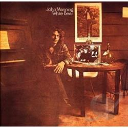 Manning, John - White Bear CD Cover Art