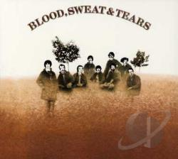 Blood, Sweat, and Tears - Blood, Sweat & Tears CD Cover Art