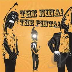 Pinta!, Nina - Die Like A Nova CD Cover Art