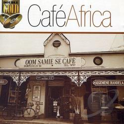 Cafe Africa - Cafe Africa CD Cover Art