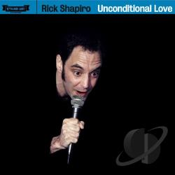 Shapiro, Rick - Unconditional Love CD Cover Art