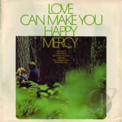 Mercy - Love Can Make You Happy CD Cover Art