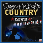 Songs 4 Worship Country Live DB Cover Art
