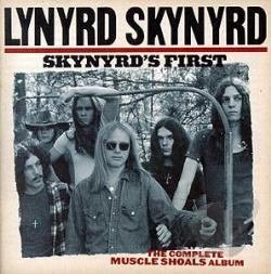 Lynyrd Skynyrd - Skynyrd's First: The Complete Muscle Shoals Album CD Cover Art