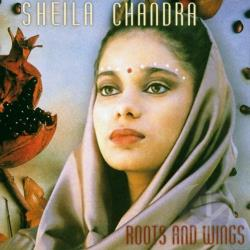 Chandra, Sheila - Roots and Wings CD Cover Art