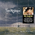 Mcgraw, Tim - Set This Circus Down CD Cover Art