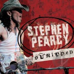 Pearcy, Stephen - Stripped CD Cover Art