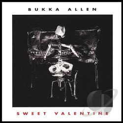 Allen, Bukka - Sweet Valentine CD Cover Art
