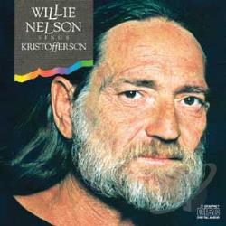 Nelson, Willie - Sings Kris Kristofferson CD Cover Art