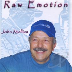 Mollica, John - Raw Emotion CD Cover Art